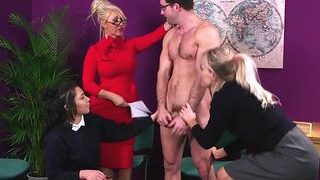 Brit Cfnm Mistress Blows