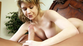 Huge-boobed Teenager Offers A Blowage