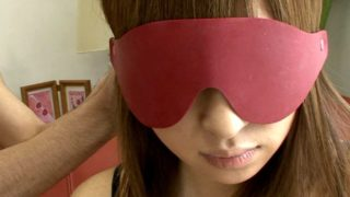 Big-titted Japan Damsel In Splendid Underwear Yuu Mizuki Will Get Eye Folded And Taunted
