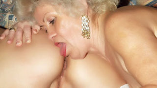 Super-fucking-hot Old Ladies Frolicking With A Fuck Stick