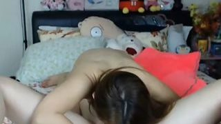 Super-naughty Chinese Bi-atch Will Get Nasty Together With Her Lesbo Pal