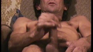 Father Stroking – First-timer Bang-out Vid